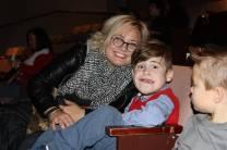 winston and mummy